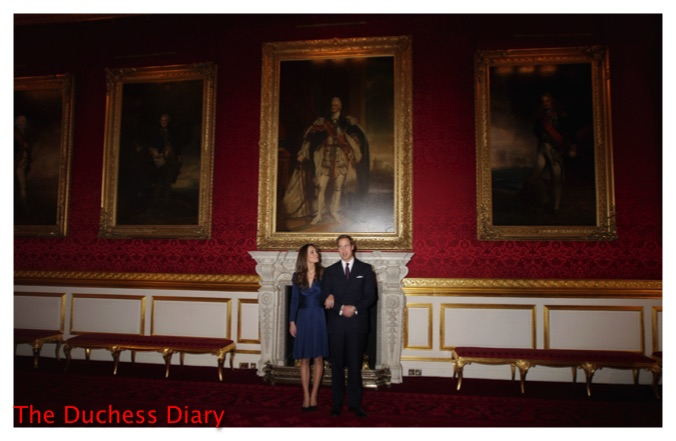 prince william kate middleton announce engagement clarence house