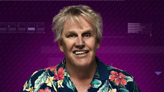 Gary Busey Hawaiian Shirt Celebrity Big Brother