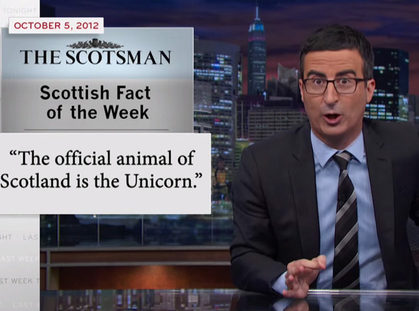 John Oliver Scottish Referendum