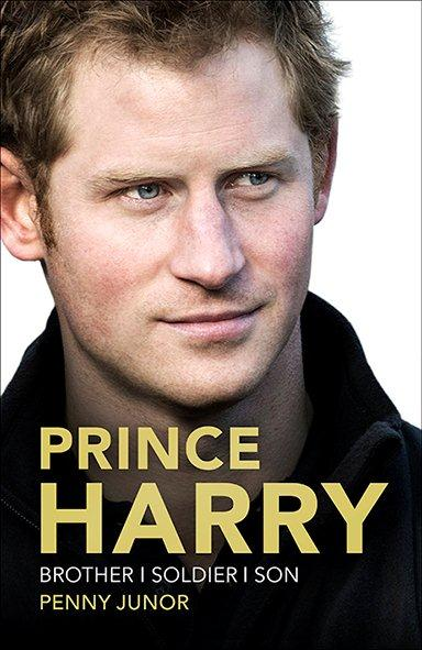 Prince Harry Biographer