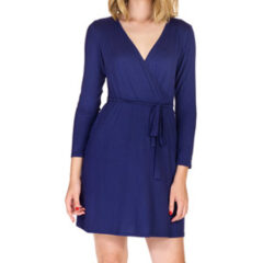 Penny Chic Walmart Wrap Dress