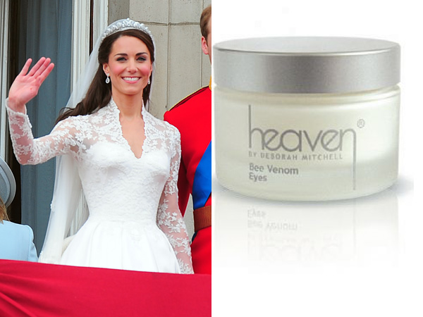 Kate Middleton Wedding Dress Buckingham Palace Balcony Heaven Skincare
