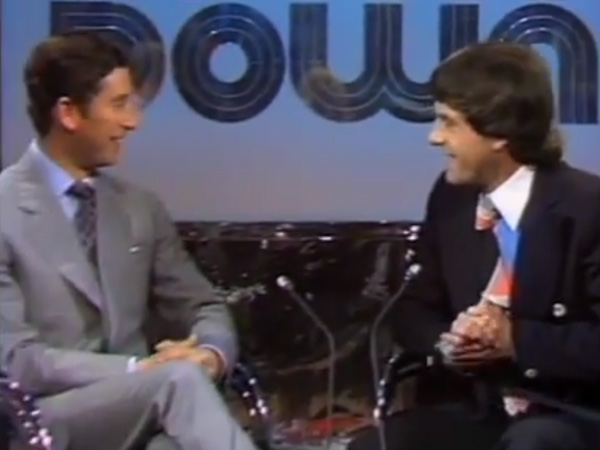 Prince Charles Molly Meldrum Countdown 1977