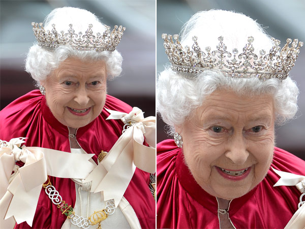 Queen Elizabeth Service Order Of Bath Girls Of Great Britain and Ireland Tiara