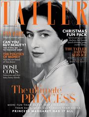 Princess Margaret Tatler cover