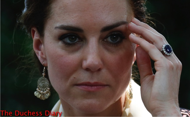 kate middleton rings india