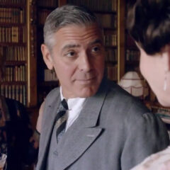 George Clooney ITV Downton Abbey Spoof