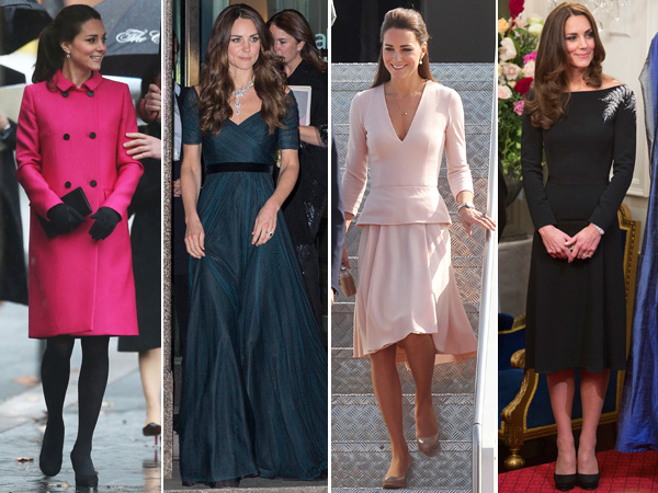 Kate Middleton best Looks 2014