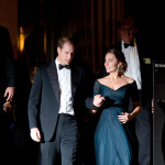 Prince William Kate Middleton Jenny Packham Gown Metropolitan Museum of Art 2014