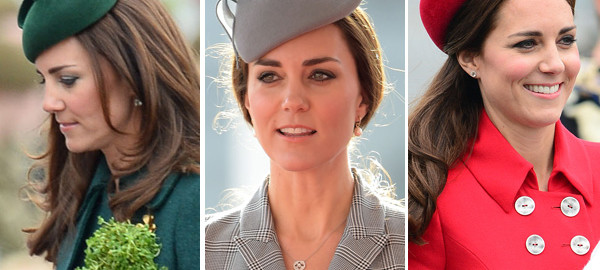 Kate Middleton Hats 2014