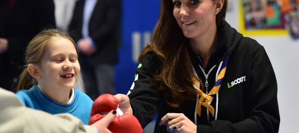 Kate Middleton Hoodie Poplar Beaver Scout Colony East London