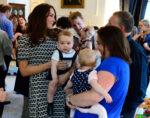 Prince George Kate Middleton Plunket Playdate New Zealand