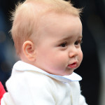 Prince George White sweater Wellington New Zealand