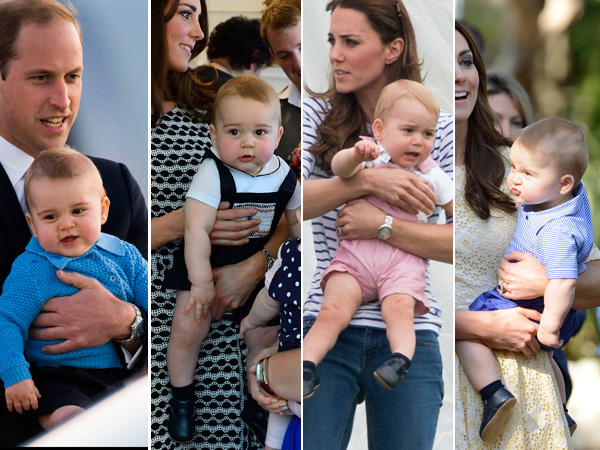 Prince George Different Photos