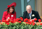 Carole Middleton Red Outfit Ladies Day Royal Ascot 2012 Prince Philip