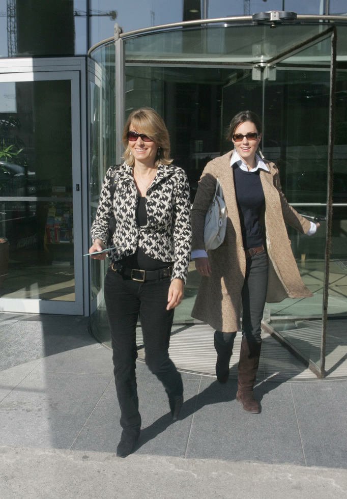 Kate and Carole Middleton Shop Dublin