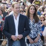 Kate Middleton DVF Dress Prince William