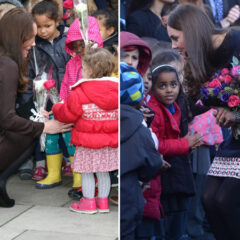 Kate Middleton Charity Engagements