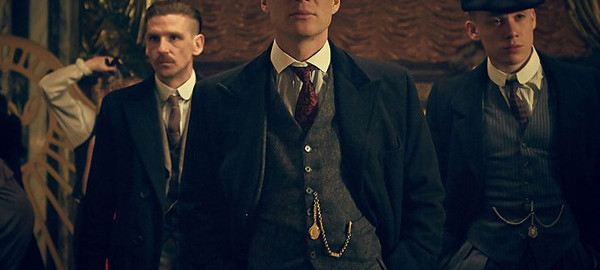 Cillian Murphy Peaky Blinders Season 2
