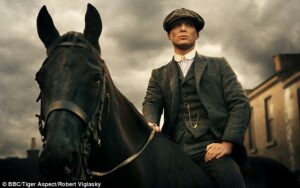 Tom Shelby Peaky Blinders Horse