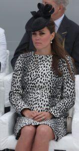 Kate Middleton Hobbs Coat Princess Cruises