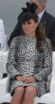 Kate Middleton Hobbs Coat Princess Cruises