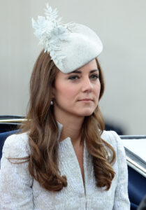 Kate Middleton Trooping The Colour 2014 Carriage Procession