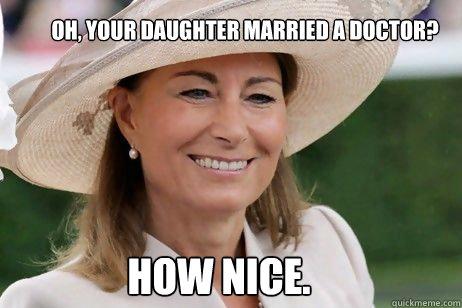 Carole Middleton Horse Race Smiling