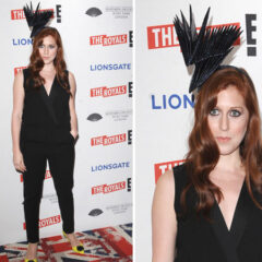 Hatty Preston Lead Image The Royals Premiere Party UK