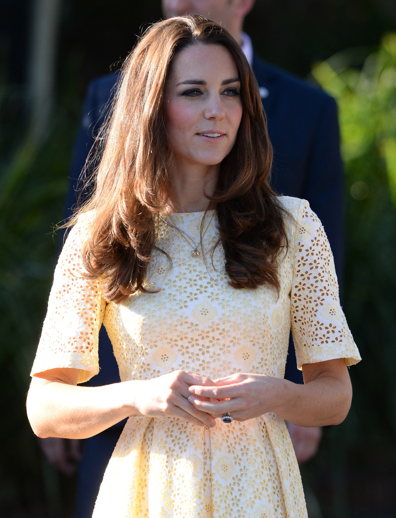 Kate Middleton Taronga Zoo Australia