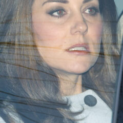 Kate Middleton Blue Coat Family Friends Voluntary Organization