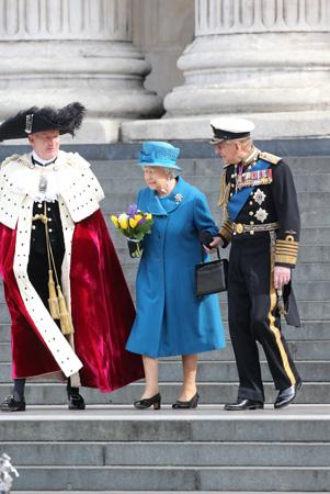 Queen Elizabeth Prince Philip Service of Commemoration