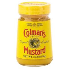 Colman's Mustard Royal Warrant