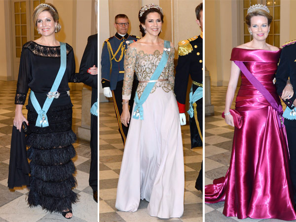 queen maxima crown princess mary queen mathilde copenhagen