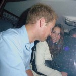 Kate Middleton Smiles Prince William Cab London Mahiki Nightclub