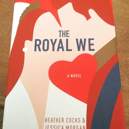 Hardcover Copy The Royal We