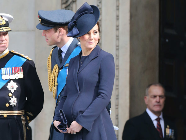 Kate Middleton Pregnant Beulah London Coat