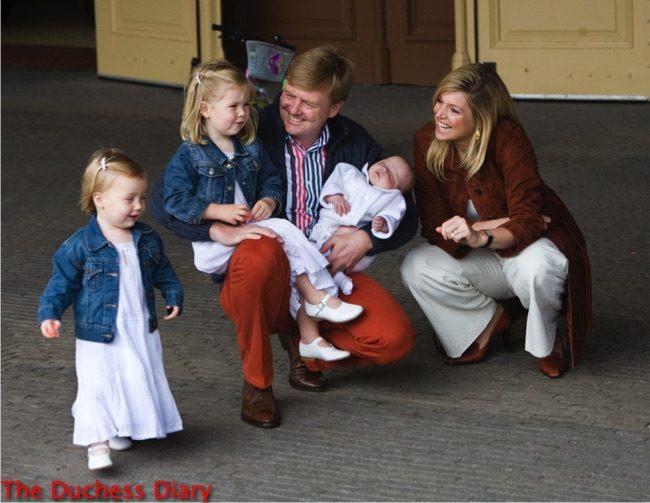 dutch princesses photoshoot denim jackets