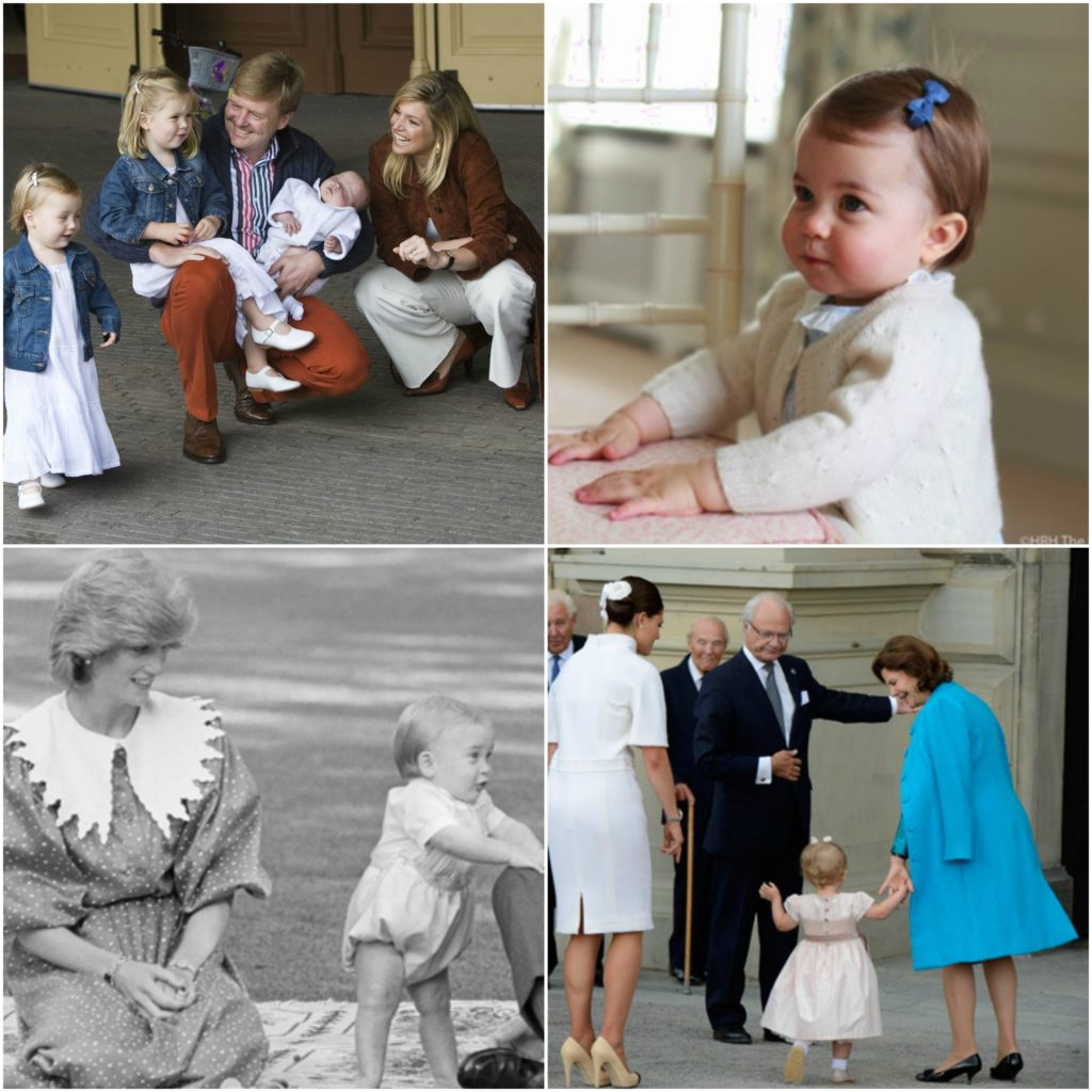 royal babies europe