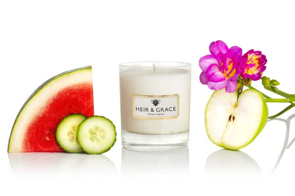 Heir Grace Charlotte Candle Celebrates Royal Bith