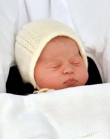 Princess of Cambridge Bonnett Car Seat