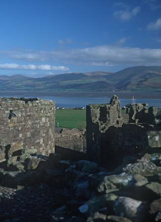 Beaumaris Castle World Heritage Site Wales