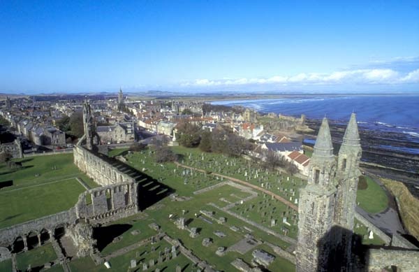 Town of St. Andrews Coastline