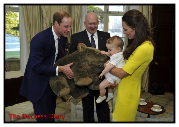 Prince George Wombat Governor-General