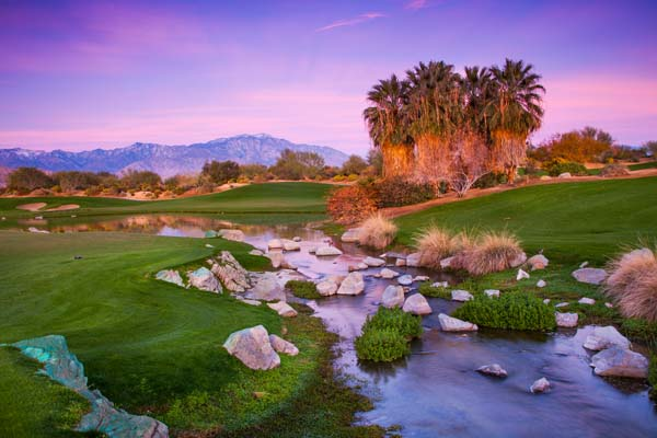 mountains golf river palm springs