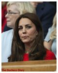 Kate Middleton Straight Face Royal Box Wimbledon 2015