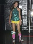 kate middleton day glo charity roller disco 2008