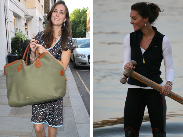 kate middleton london training dragon boat