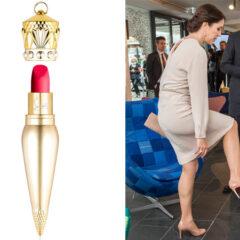 christian louboutin lipstick crown princess mary germany