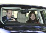 Kate Middleton Bangs Range Rover Prince William